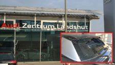 """A landshuti Audi-szalonban agresszív migráns követel ingyen autót: """"Merkel fizetni"""""""