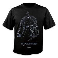 Szent Koronánk Darth Vader fején