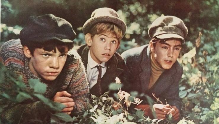 Május hetedikén újra képernyőn a Pál utcai fiúk