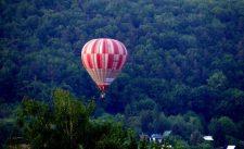 Lezuhant egy hőlégballon a Szlovák Paradicsomban 11 utassal a fedélzetén