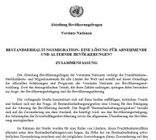 """Kínos dokumentum: az ENSZ 2000-ben már hivatalosan tervbe vette a """"lakosságpótlást"""" migránsokkal"""