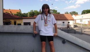 Tizenkét éves fenomén sokkolja úszósportunkat