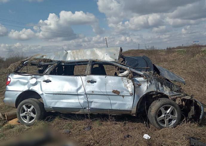 Ketten haltak meg egy hátborzongató balesetben az Ungvári járásban (Fotó)