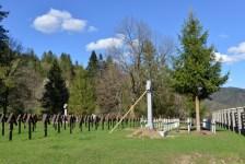 Úzvölgyi katonatemetõ: a magyar Honvédelmi Intézet szerint a román fél rendre halogatja az ügyek elintézését