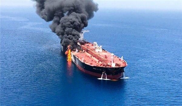 Moszad áll az olajszállító hajók elleni támadások mögött