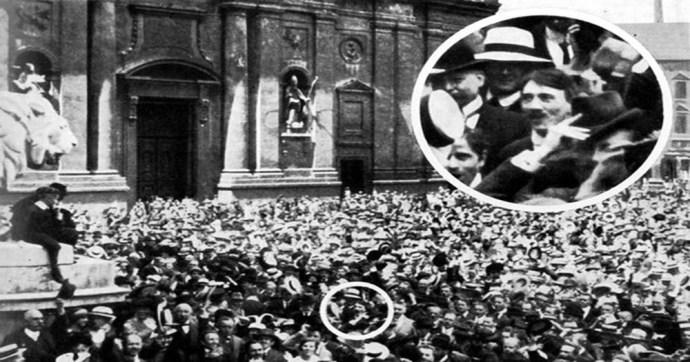 Az esemény, ami értelmet adott Adolf Hitler életének