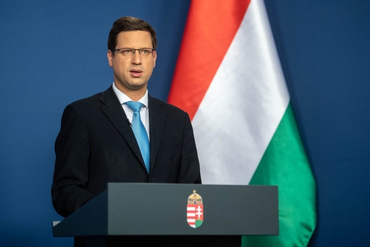 Nemzeti összetartozás napja – Gulyás Gergely: az ország felelősséget érez a határokon túl élő magyarokért