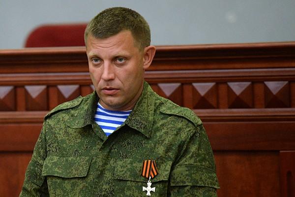 Zaharcsenko: francia harcosok csatlakoznak az oroszbarátokhoz