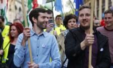 A Momentum is részt vesz a Jobbik melletti pénteki tüntetésen