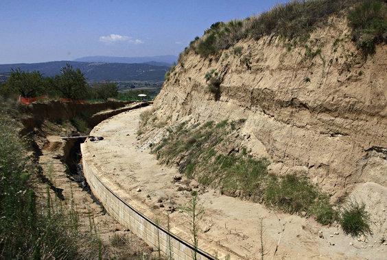 Nagy Sándorhoz köthető monumentális sírt fedeztek fel
