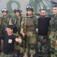 A szírek a szárazföldök az orosz a levegőből támadják az Iszlám Államot