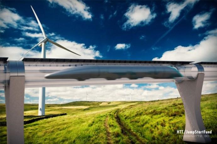 Egy évtizeden belül megépülhet a Hyperloop