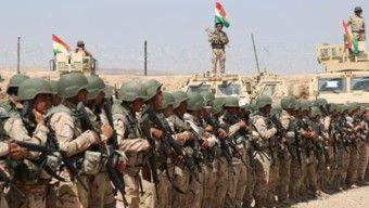 Pattanásig feszült a helyzet Észak-Irakban