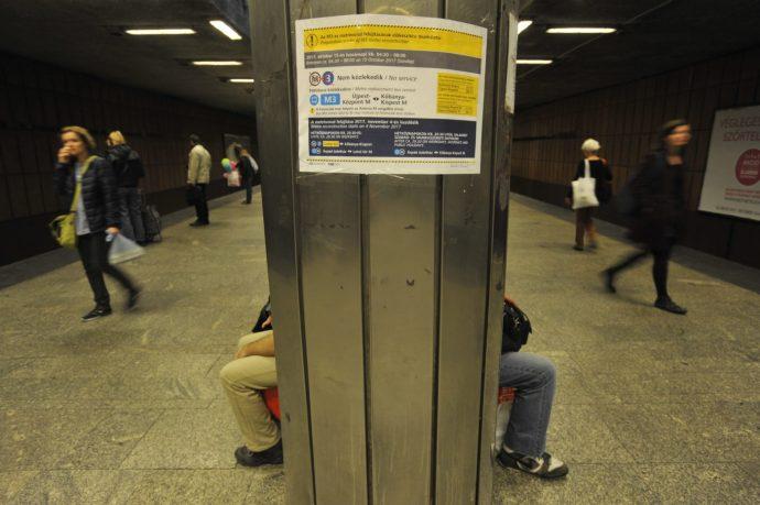 Teljes metrózárral indul az M3 felújítása