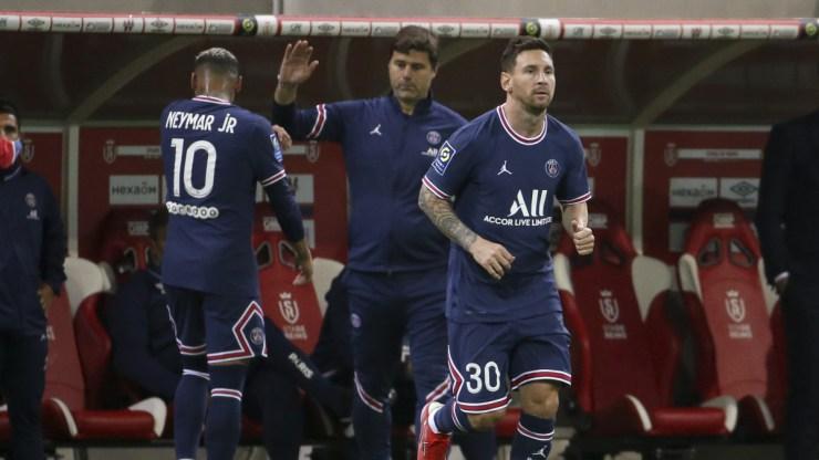 Lionel Messivel a PSG a BL első számú favoritjává lépett elő