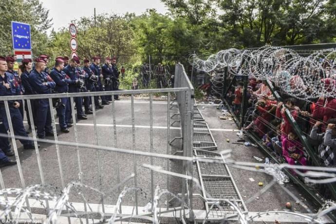 A fantasztikusan sikeres magyar határkerítés
