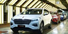 Itt van Kína válasza a német elektromos SUV-okra