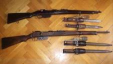 Lopott holmi helyett egy fegyverarzenált találtak a salgótarjáni tolvaj lakásán