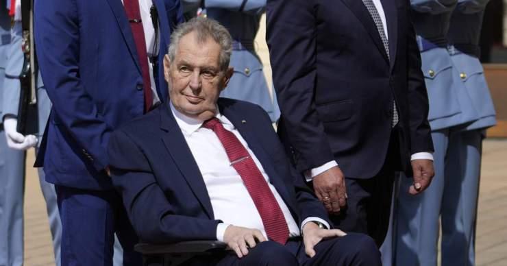 Nem közöltek konkrétumot Zeman állapotával kapcsolatban