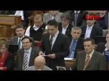 Vona Gábor kiosztotta a parlamenti pártokat (mellesleg igaza volt)