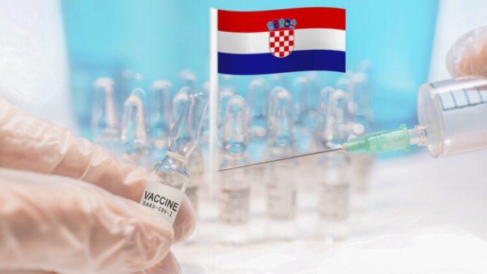 Horvátország felfüggeszti a lakosság oltását