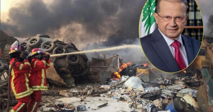 A libanoni elnök nem zárja ki a külső beavatkozás lehetőségét, emelkedett a halottak száma