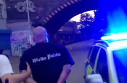 Lengyel bevándorló nacionalisták megtámadtak Londonban egy antifa fesztivált