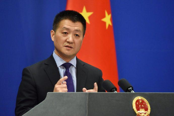 Kína rosszallását fejezte ki egy készülő hadgyakorlat iránt