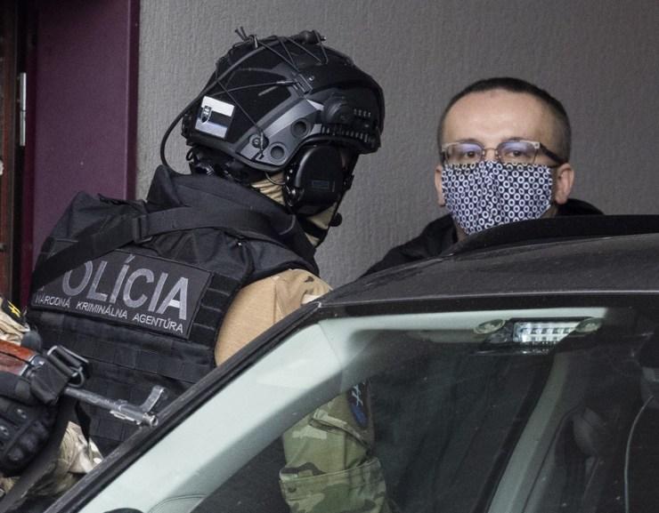 RTVS: Nem foglalták le Pčolinský aktáját a tegnapi razzia során