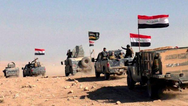 Az iraki csapatok átveszik az amerikai bázisokat a szíriai határ mentén