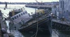 Halálesettel is járt a francia titkosszolgálat példátlan merénylete a Greenpeace ellen