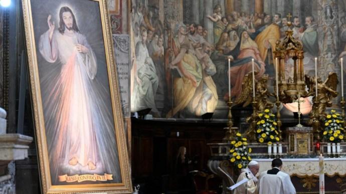 Adjátok át Jézus szeretetének tüzét – A pápa üzenete az Irgalmas Jézus első jelenésének évfordulóján