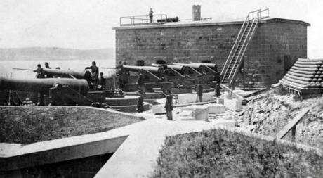 Rejtett erődöt találtak az Alcatraz alatt