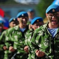Az orosz légideszant csapatok készek al-Assad elnök oldalán harcolni