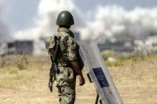 Amerikaiak által kiképzett ellenzéki fegyveresek érkeztek Szíriába