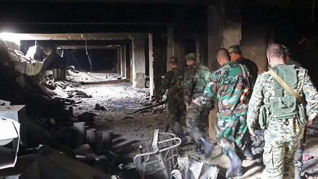 Harminc külföldi hírszerző tisztet tartóztattak le Szíriában