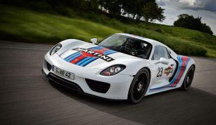 Így készül a világ leggyorsabb autója, a 918 Spyder