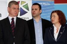 Gyurcsányék is ellenállók lesznek, ők talán még a Jobbiknál is hamarabb lebontják a Hitler-diktatúrát