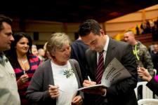Vona: a Jobbik néppárttá, kormányzóképes erővé vált