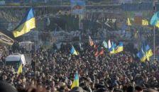 Durvul a kijevi helyzet: az ellenzék katonai egységekkel tárgyal