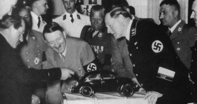 Hitler valósíttatta meg a népautó ötletét