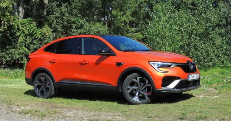 Renault Arkana TCe 140 R.S. Line: A hiányzó láncszem