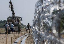 Német lap riportja az ideiglenes magyar műszaki határzárral kapcsolatban