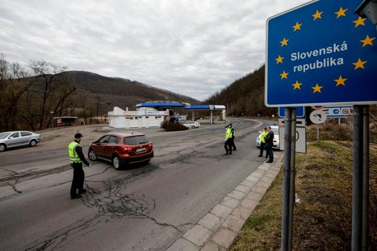 Mától megszűnt az ellenőrzés Magyarország schengeni belső határain