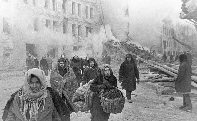 10 tény Leningrád ostromáról