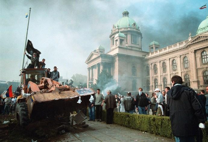 Srdja Popovic: Nem érdemes összehasonlítani Orbán Viktort Miloseviccsel