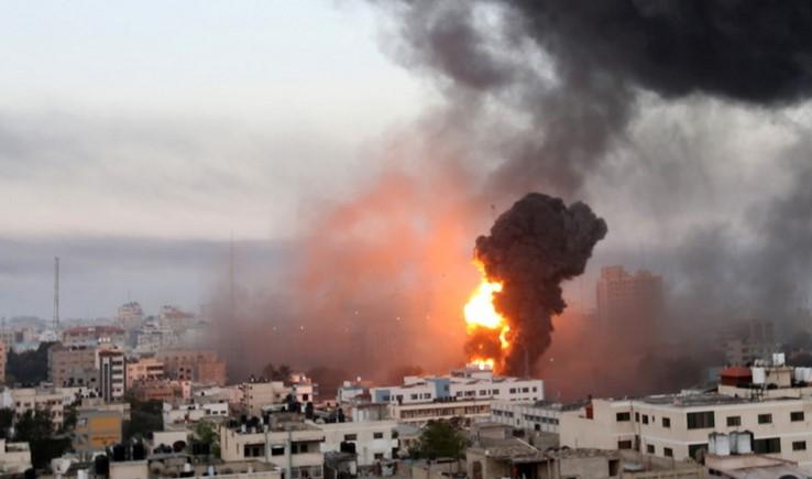 Intenzív rakétaháború Izrael déli és középső részén és a Gázai övezetben