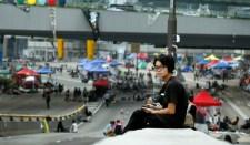 Hongkong elcsendesedett