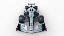 Káprázatos videón az új Mercedes, bajban lehet a Ferrari