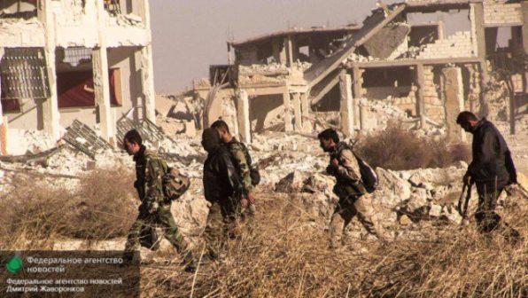 Újabb romváros kerül a kormányerők ellenőrzése alá (képek,videó)